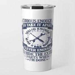 Mechanic Travel Mug