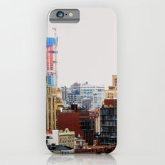 An abstract city, NYC iPhone 6s Slim Case