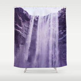 Waterfall wonder Shower Curtain