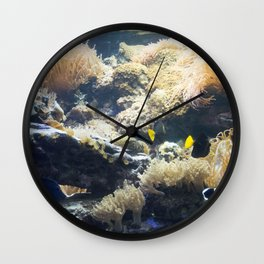Habitat Wall Clock