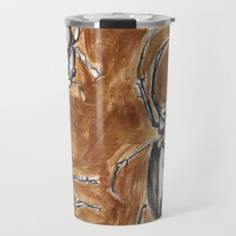Scarabs Travel Mug