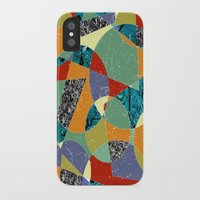 the 100 iPhone & iPod Cases featuring Abstract #100 by Ron (Rockett) Trickett