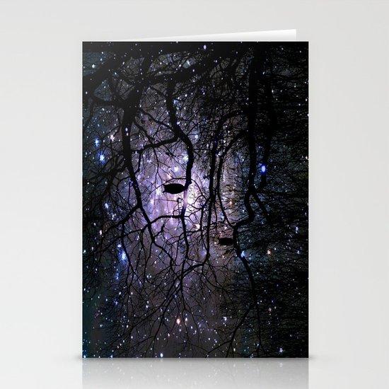 Night Owl Stationery Cards