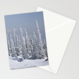 Winter season Stationery Cards