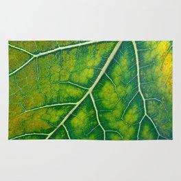 Living Leaf Rug
