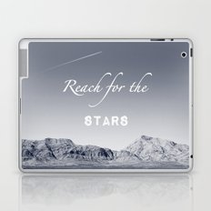 Reach for the Stars (b&w)  Laptop & iPad Skin