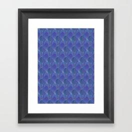 Thinking of Bluebells Framed Art Print