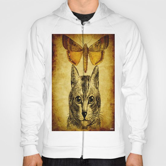 The mystic cat ( for Batkei) Hoody