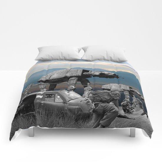 War Stars Comforters