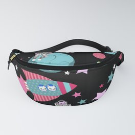 Space Cats , Astronaught cats Fanny Pack