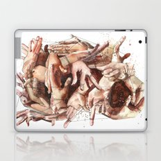 We are bound by a common thread Laptop & iPad Skin