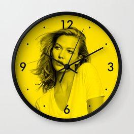 Karlie Kloss - Celebrity Wall Clock