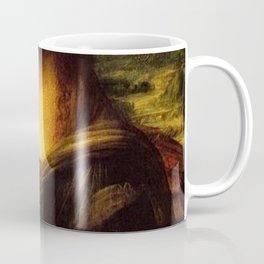Mona Lisa Painting Coffee Mug