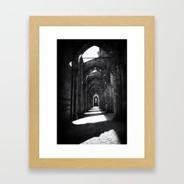 Abbey of San Galgano Framed Art Print