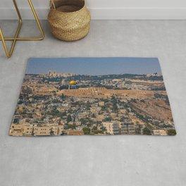 Jerusalem of Gold Rug