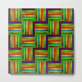 Pattern-58 Metal Print