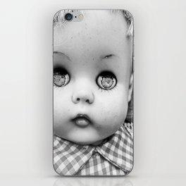 I Can See You iPhone Skin