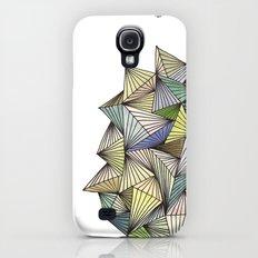 Green Spikes Slim Case Galaxy S4