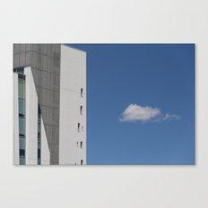 Hermit cloud Canvas Print