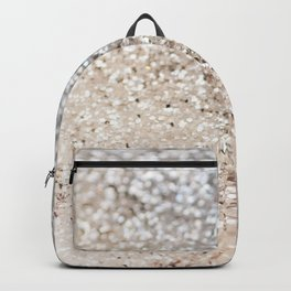 Sparkling GOLD Lady Glitter #6 #decor #art #society6 Backpack
