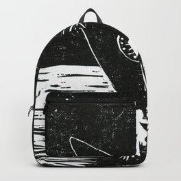 Night bird Backpack