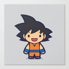 FunSized GoKu Canvas Print