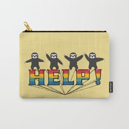 Help! Sloth Carry-All Pouch
