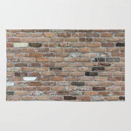 brick wall Rug