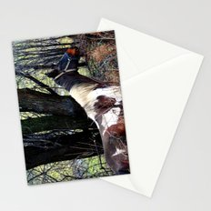 Horse with Blue Bridle Stationery Cards