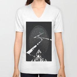 Black Planet Unisex V-Neck