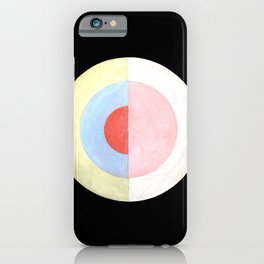"Hilma af Klint ""The Swan, No. 16, Group IX-SUW"" iPhone Case"
