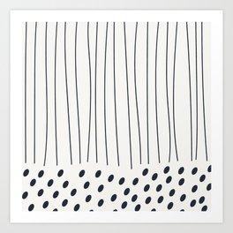 Coit Pattern 77 Art Print
