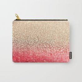 GOLD CORAL Carry-All Pouch