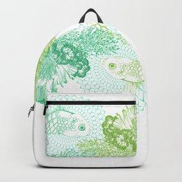 Sea Dancers Backpack