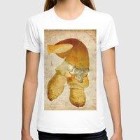 the mortal instruments T-shirts featuring Mortal mushroom by Ganech joe