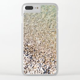 Shore Clear iPhone Case