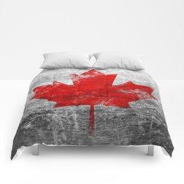 Canada Flag Comforters