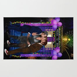 Happy Birthday Mrs River by Doctor who iPhone, ipod, ipad, pillow case and tshirt Rug
