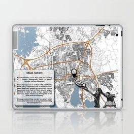 Atlas of Inspiring Protests; VÄXJO Laptop & iPad Skin