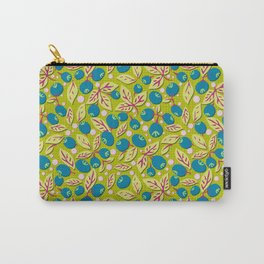 Blueberry Preserves Carry-All Pouch