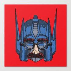 robot in disguies  Canvas Print