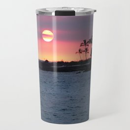 Kona Sunset Travel Mug