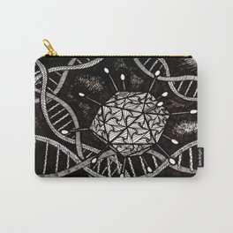 Virus DNA Carry-All Pouch