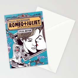 Romeo+Juliet 1996 #01 Stationery Cards