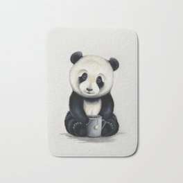 Tea Panda Bath Mat