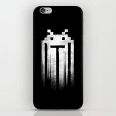 Space Punisher I iPhone & iPod Skin