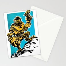 Roboman Stationery Cards