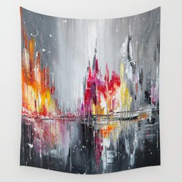 After rain Wall Tapestry