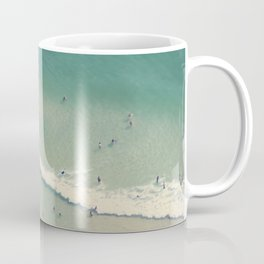 beach love II - Nazare Coffee Mug