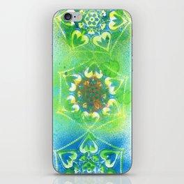 Chakra 5 iPhone Skin